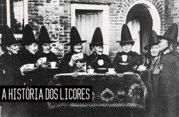 história dos licores