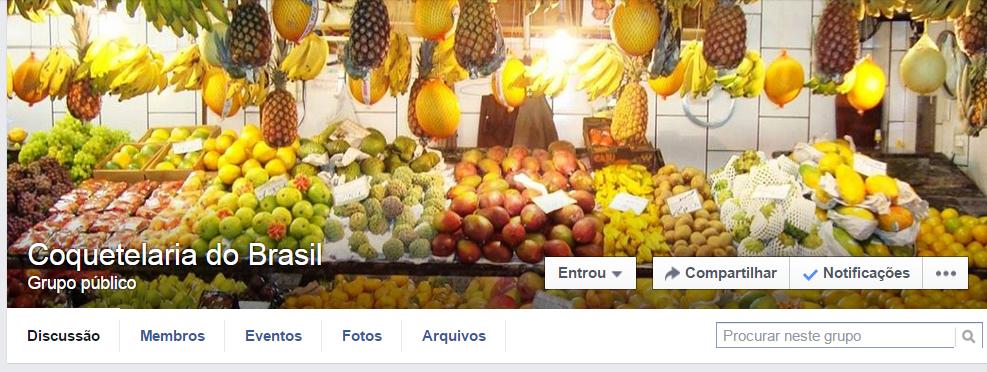 coquetelaria brasileira