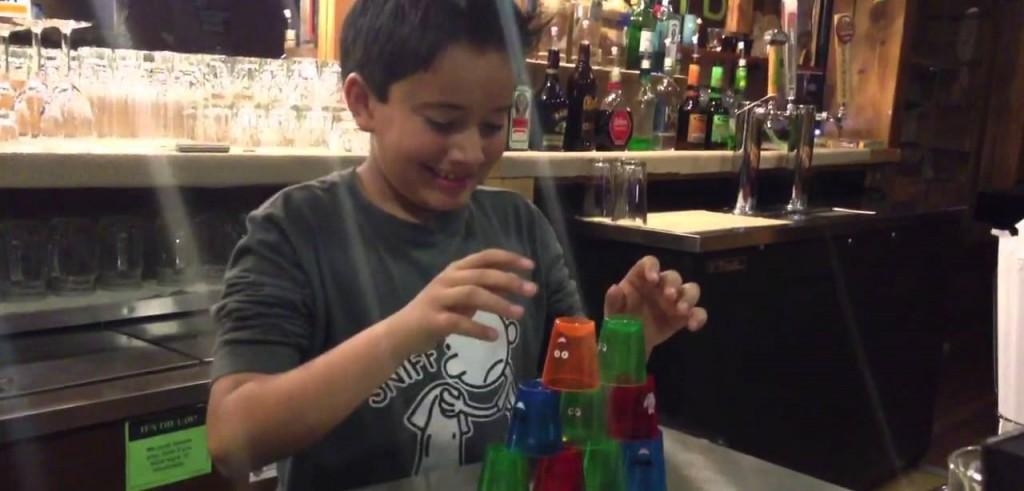 filho do barman