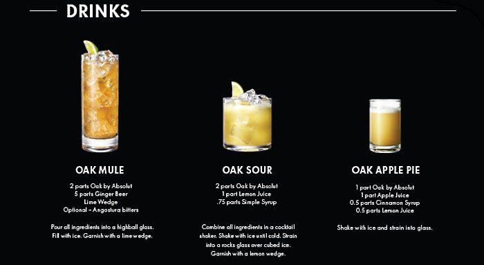oak-recipes