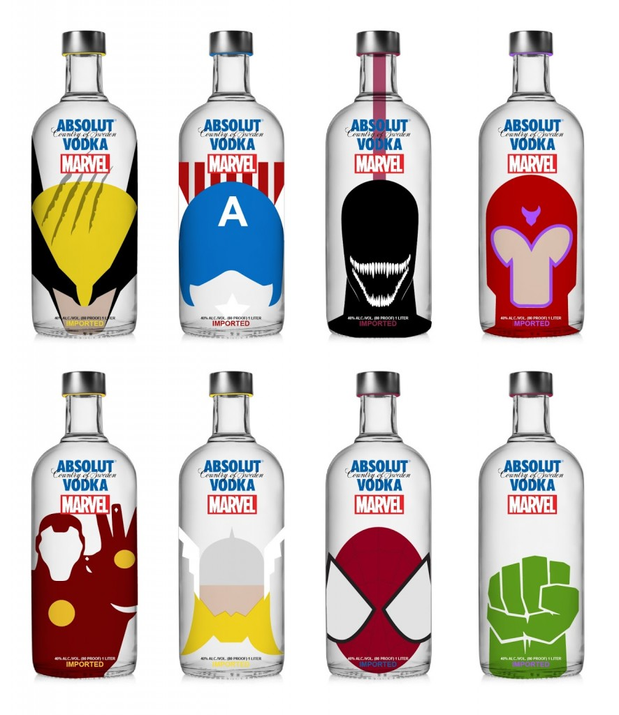 absolut marvel