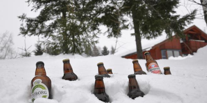 as cerveja de inverno