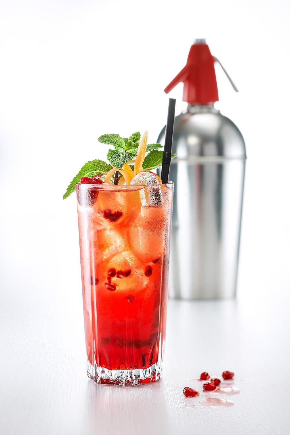 smoked raspberry