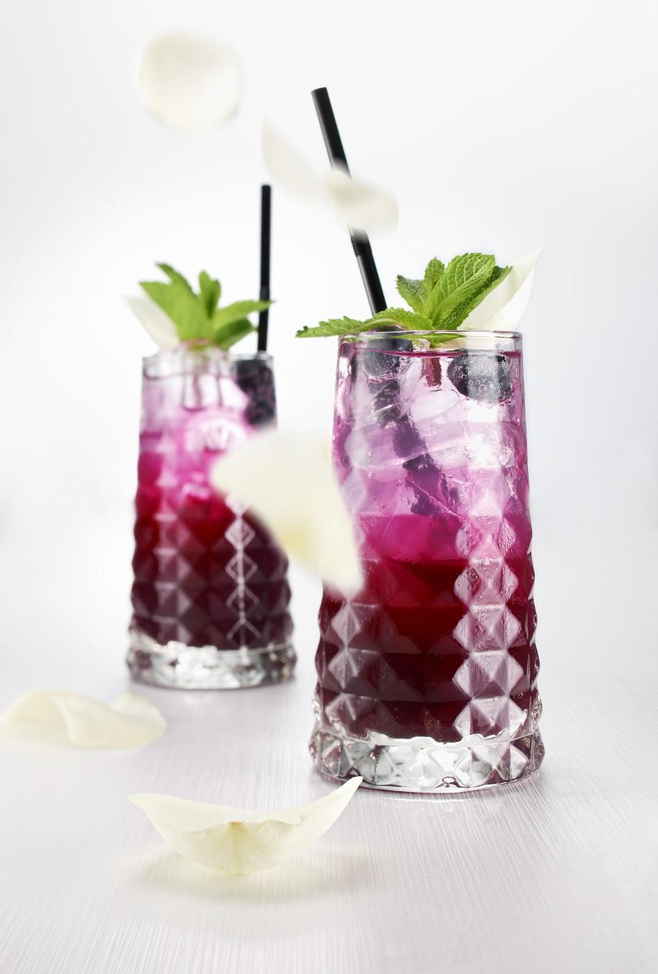 blueberrie cooler