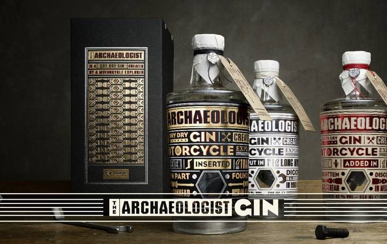 the archaelogist gin