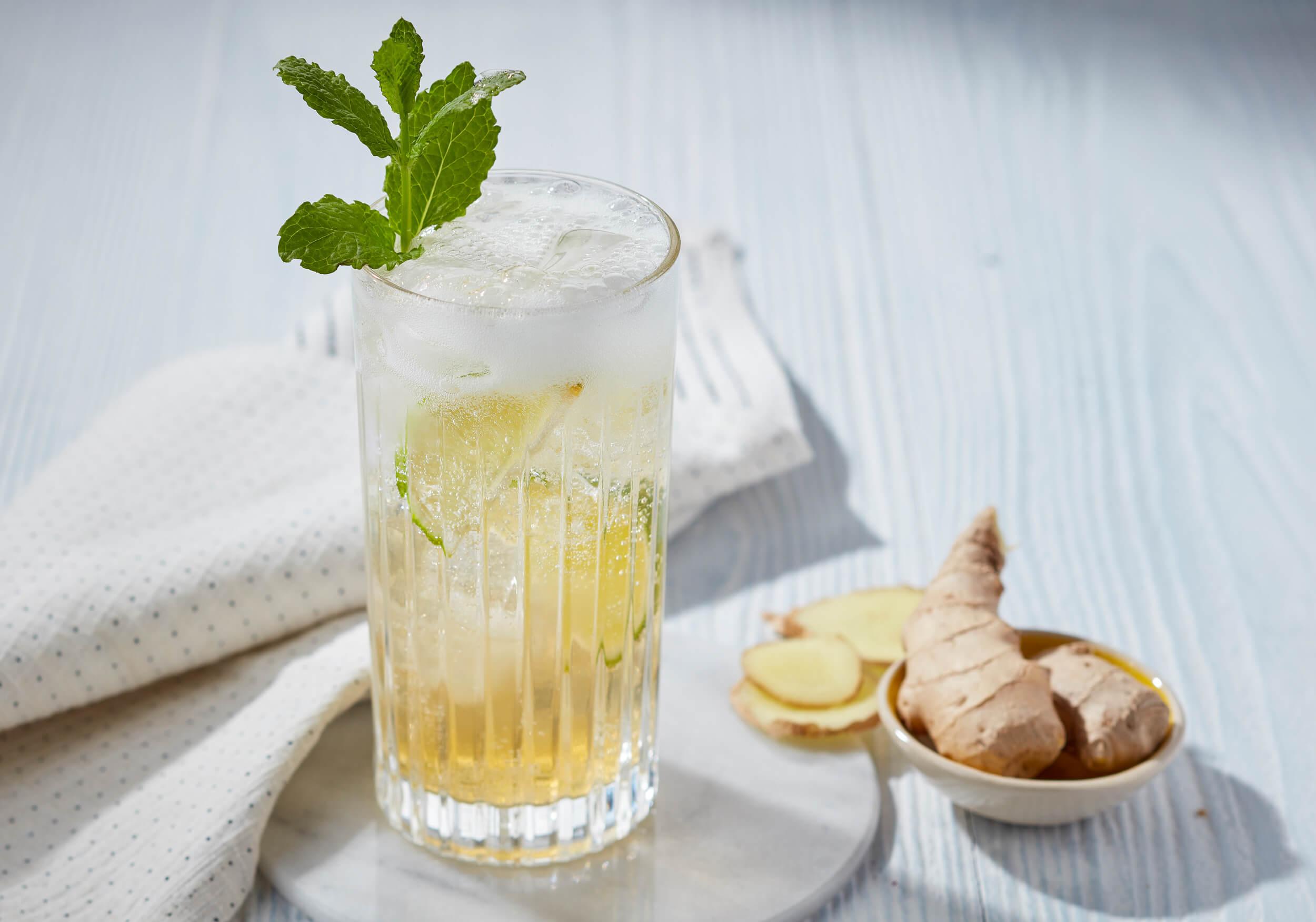 gin gin mule