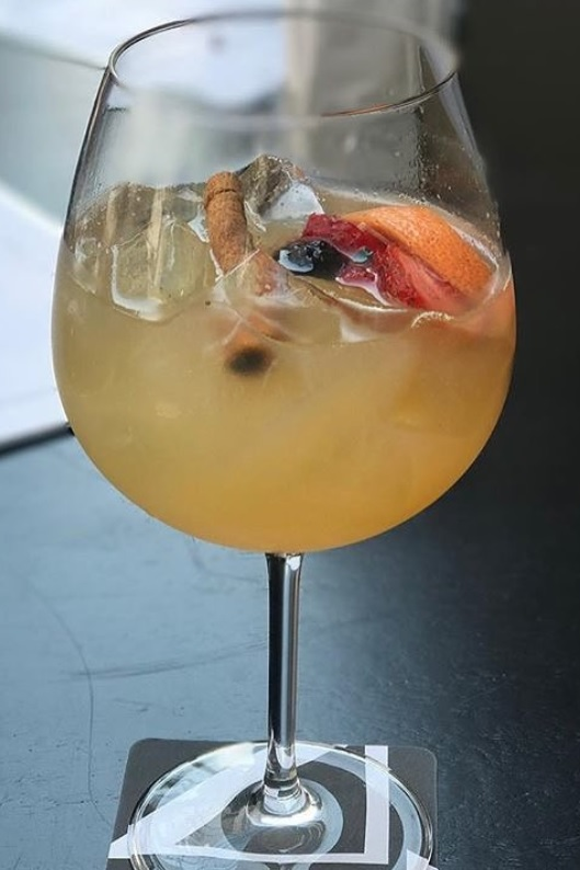 Gin Tonic Terço
