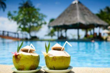 drinque tropical