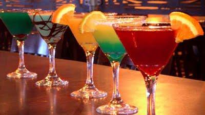 a maldição dos martinis